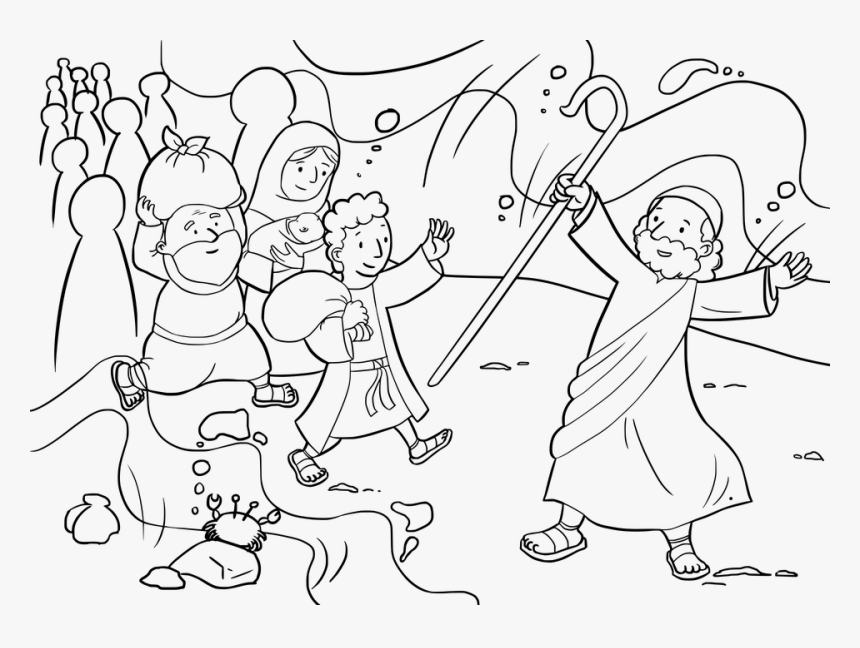 Prince Of Egypt Exodus Of Israelites Coloring Pages : Coloring Sun | 648x860