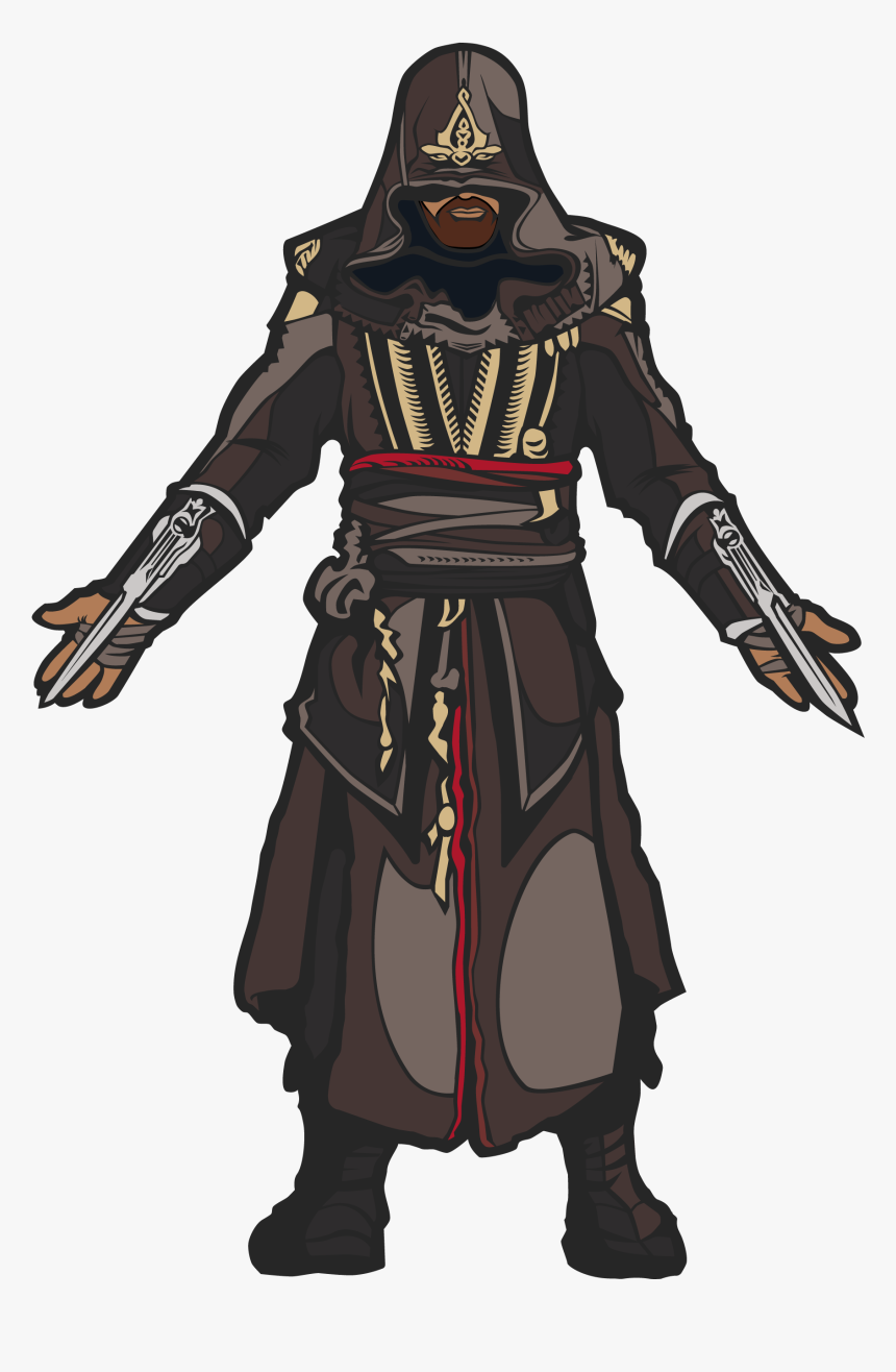 Assassin Creed Characters Drawings Hd Png Download Transparent