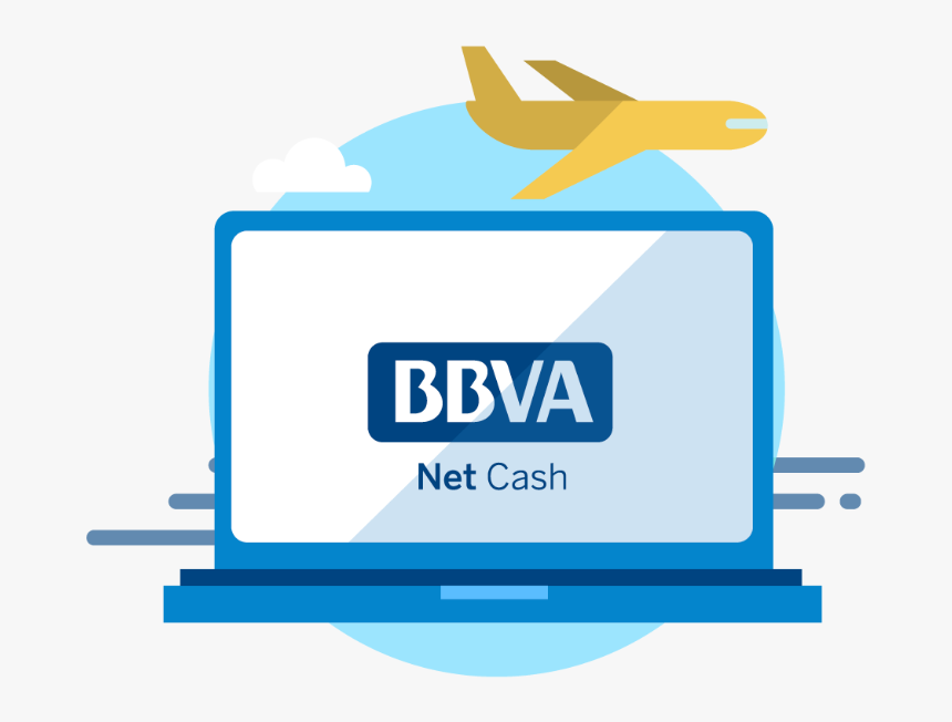 Como Funciona Bbva Net Cash Bbva Compass Hd Png Download