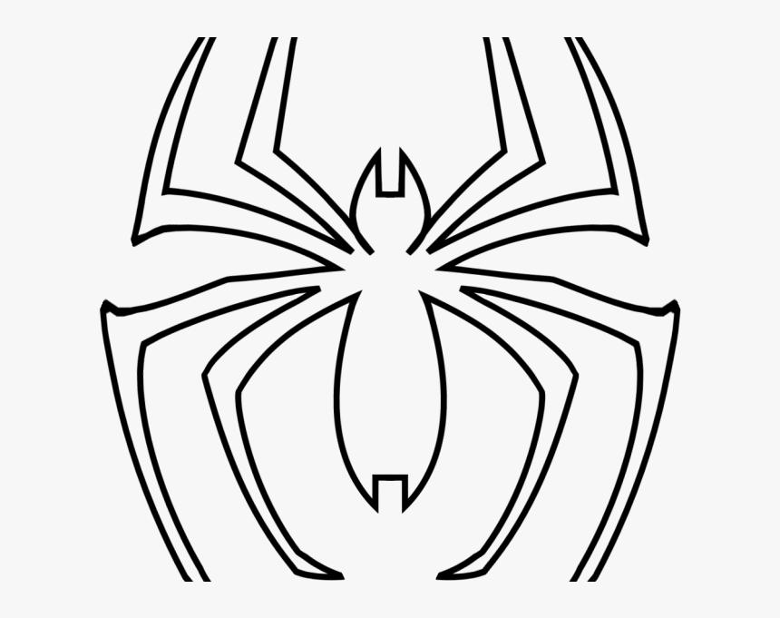 Download Free Printable Spiderman Pumpkin Stencil Designs Spiderman Logo Coloring Pages Hd Png Download Transparent Png Image Pngitem