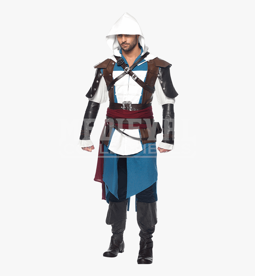 Mens Assassins Creed Edward Costume Assassins Creed Costume Hd