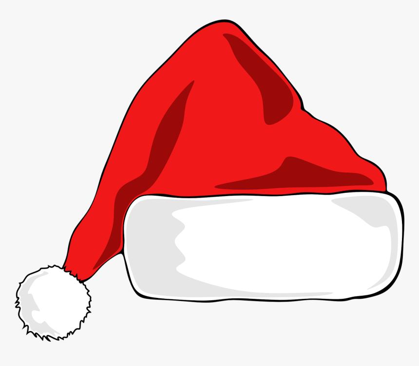 Santa Hat, Christmas, Hat, Santa, Claus, Red, Design