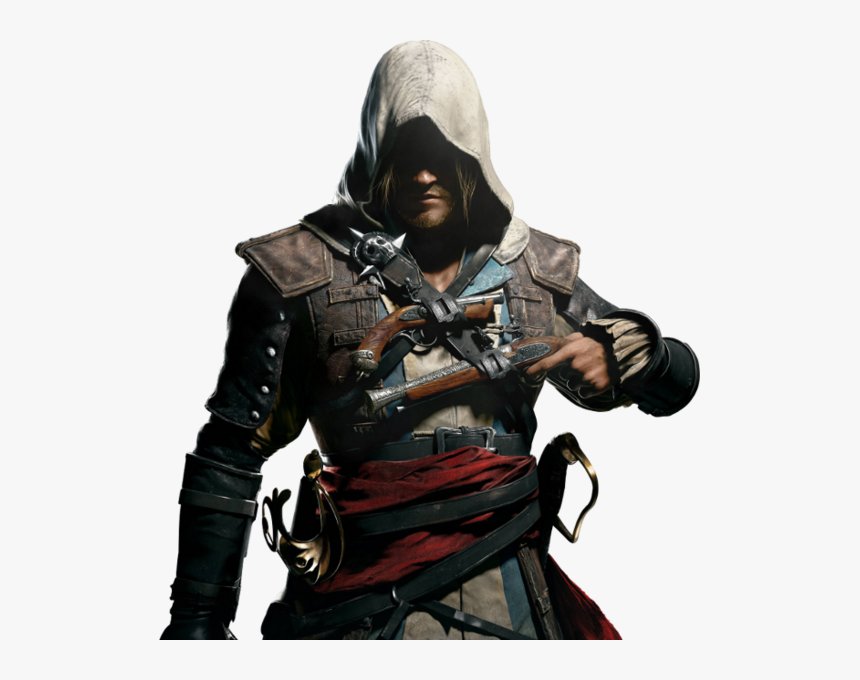 Assassin S Creed Black Flag Hd Png Download Transparent Png