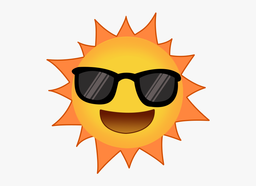 Summer Emoji Png - Png Emoji For Summer, Transparent Png , Transparent Png  Image - PNGitem
