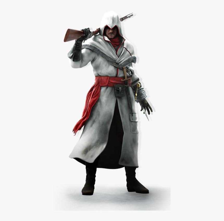 Main Characters Altair Ibn La Ahad Assassins Creed Nikolai