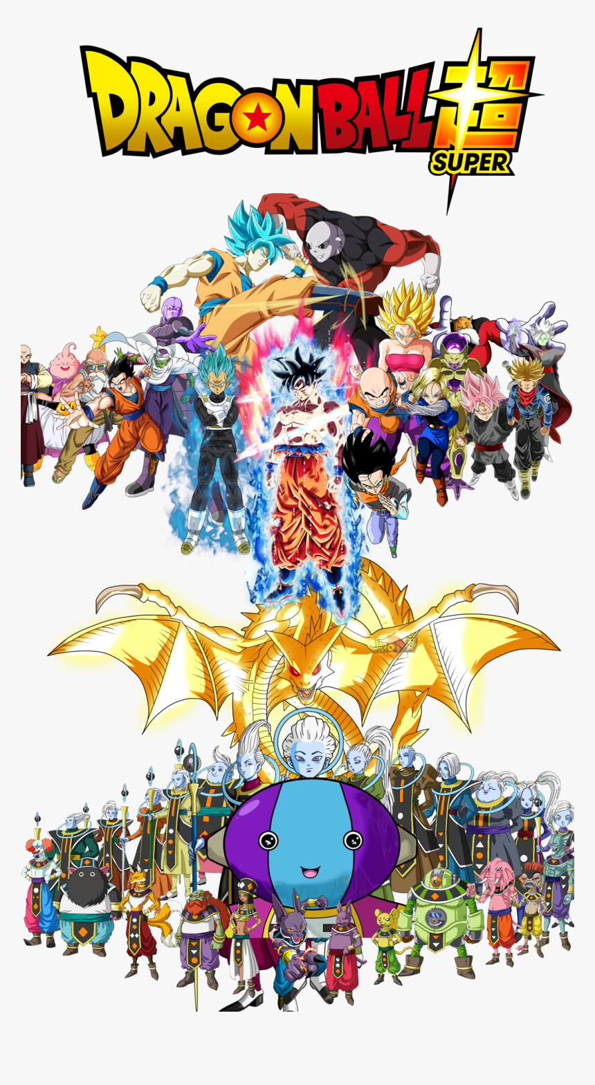 Free Png Download Dragon Ball Super Png Images Background Dragon