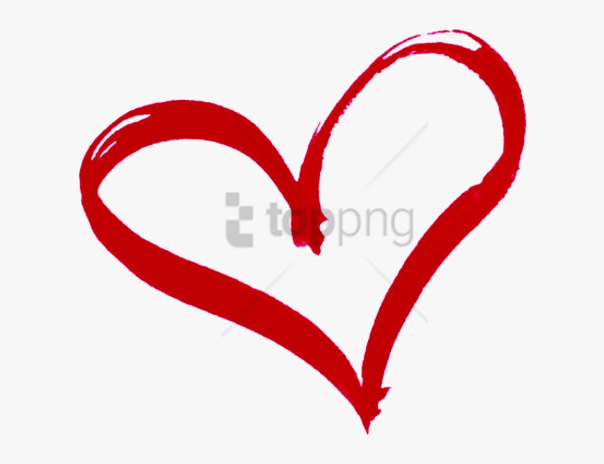 Red Heart Outline Png Transparent Background Red Hearts Png Png Download Transparent Png Image Pngitem