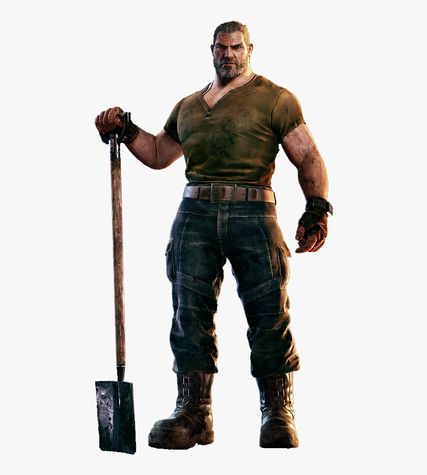 Transparent Gears Of War Marcus Png Old Man Marcus Fenix