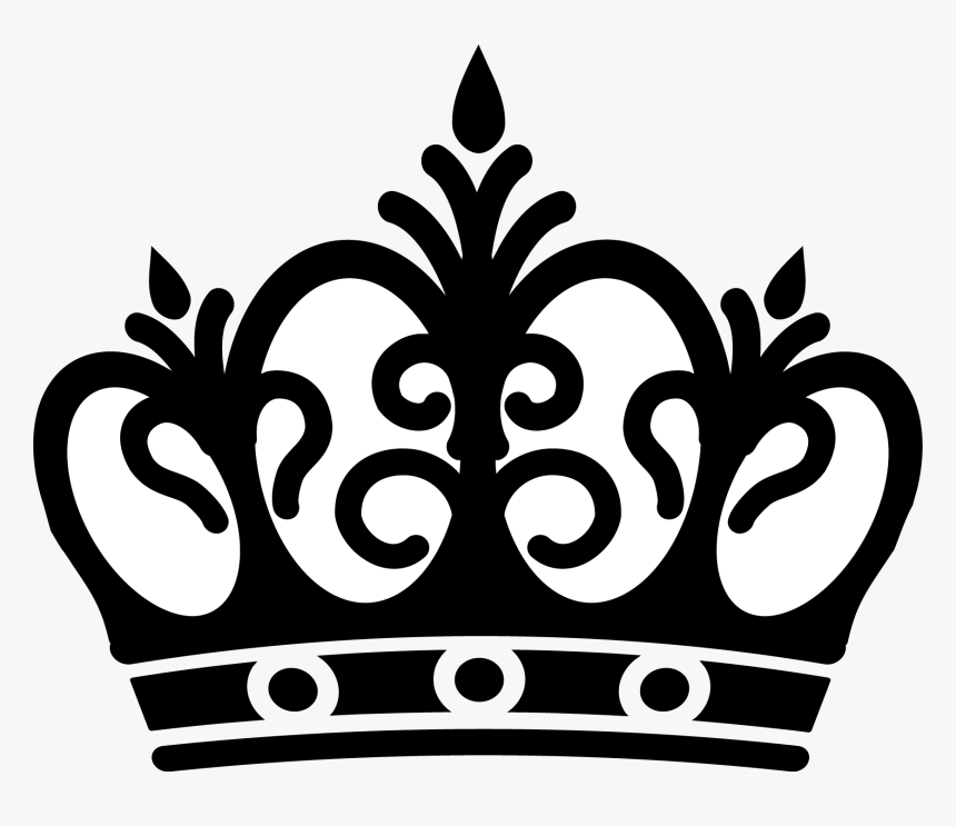 Crown Cliparts For Free Clipart Cartoon And Use In Crown Png Black And White Transparent Png Transparent Png Image Pngitem Royal crown and diamond outline on black background. crown cliparts for free clipart cartoon
