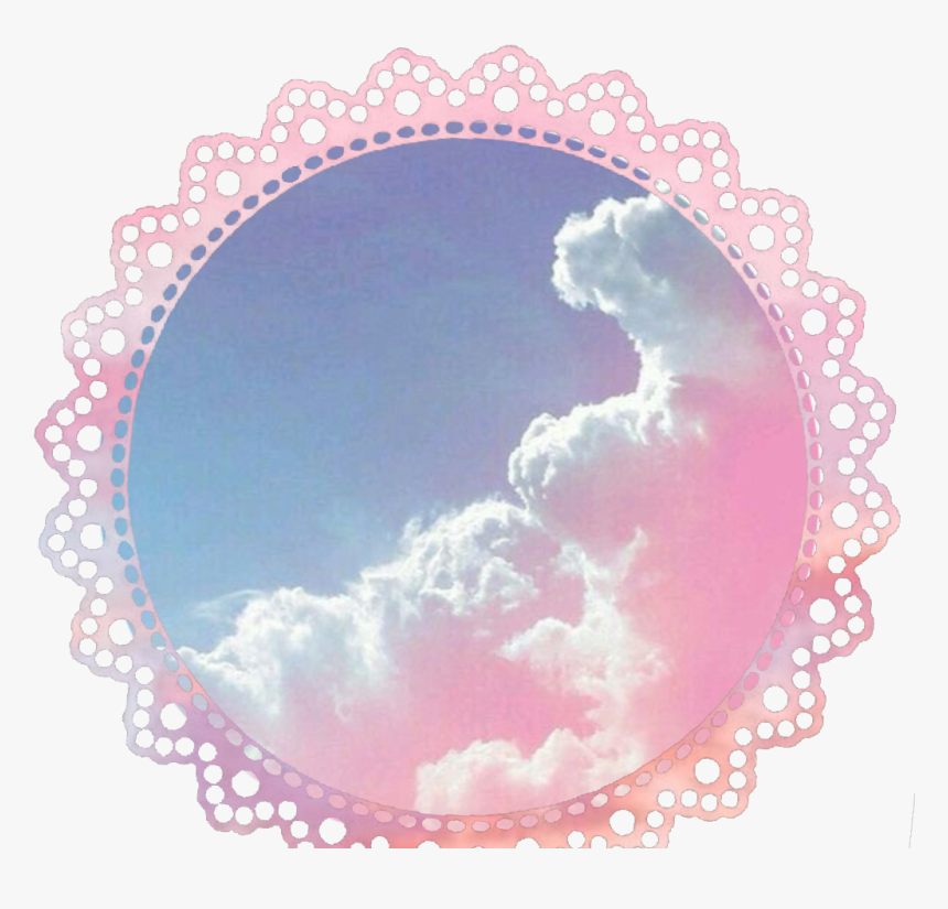 293 2930761 clouds pink lace pink aesthetic wallpaper clouds hd