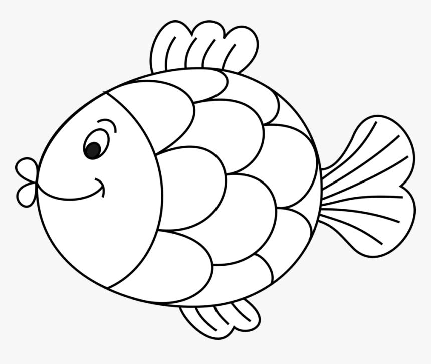 Transparent Fish Black And White Png Fish Clipart Black And White Png Download Transparent Png Image Pngitem