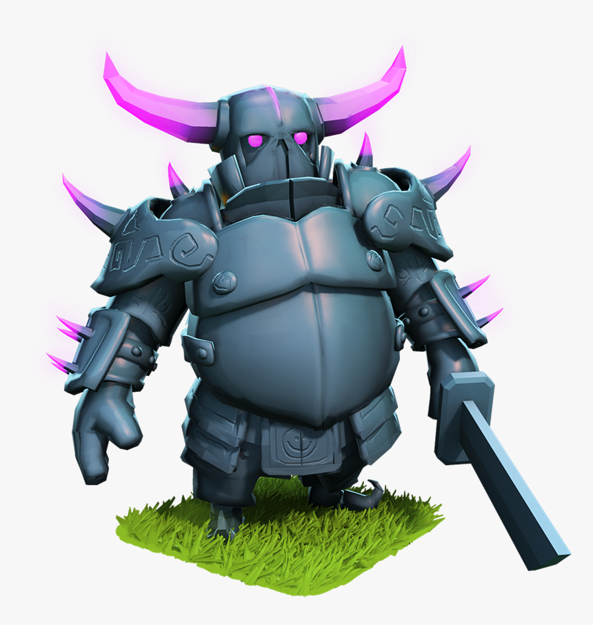 Pekka De Clash Royale Hd Png Download Transparent Png