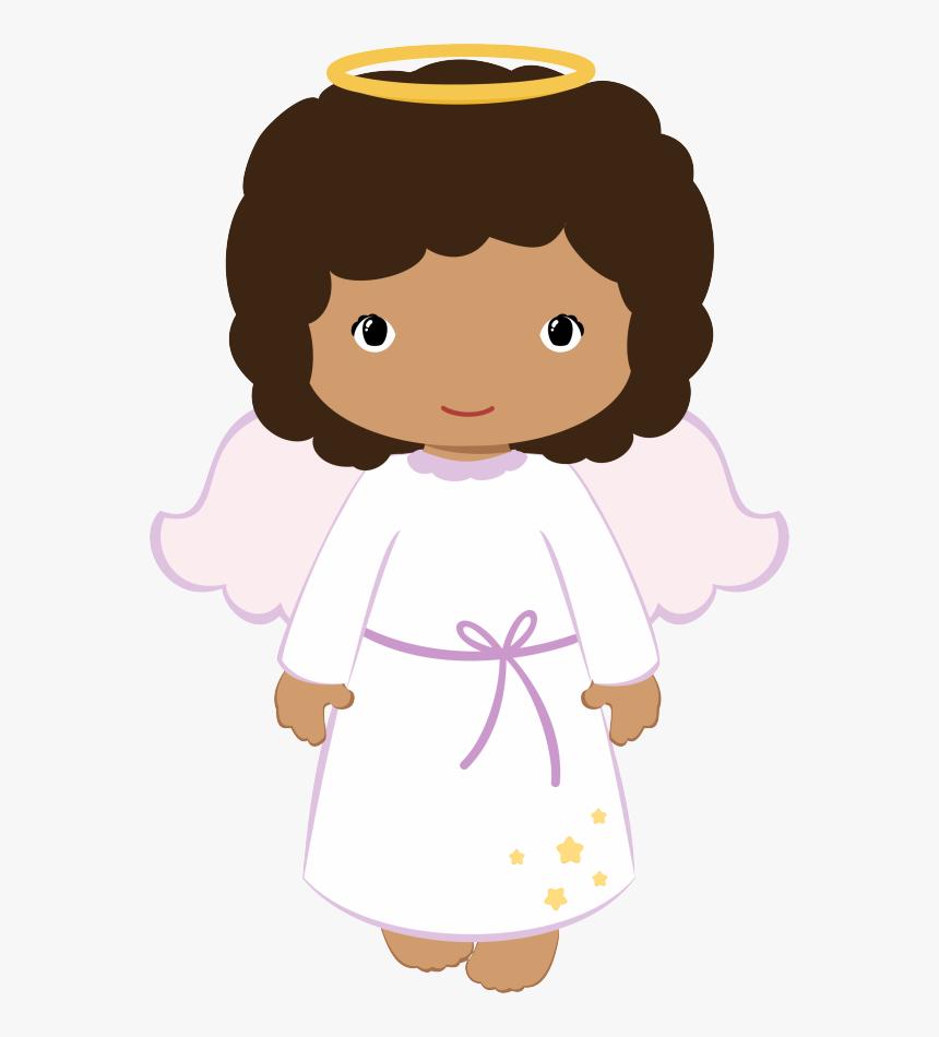 Desenho Anjinho Para Batizado Hd Png Download Transparent Png