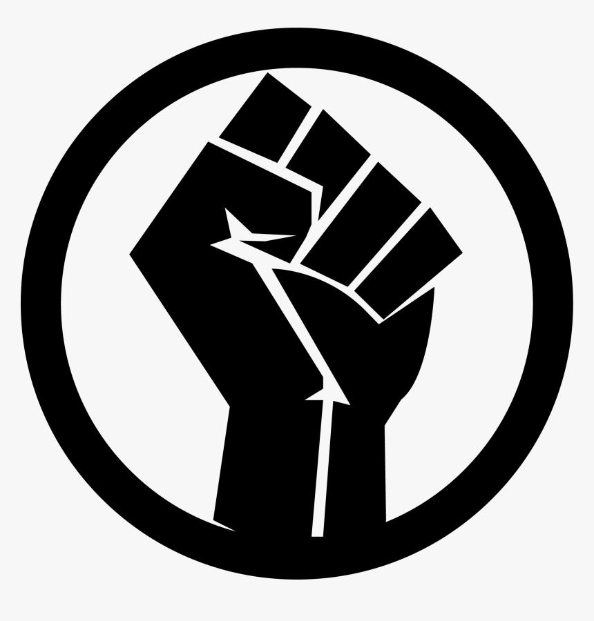 Protest Graphic Black Panther Movement Symbol Hd Png Download Transparent Png Image Pngitem