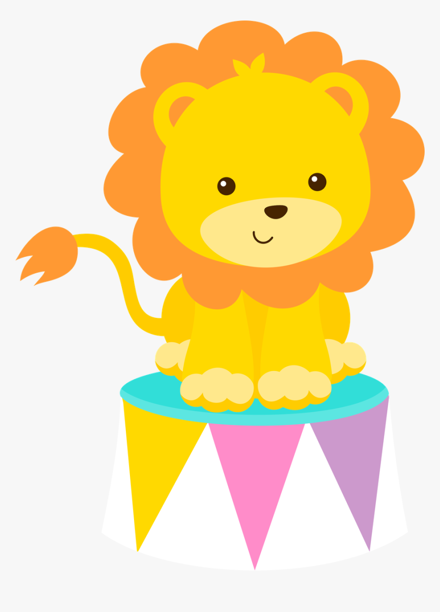 Animal Clipart Circus Free Lion Circus Clipart Hd Png Download Transparent Png Image Pngitem