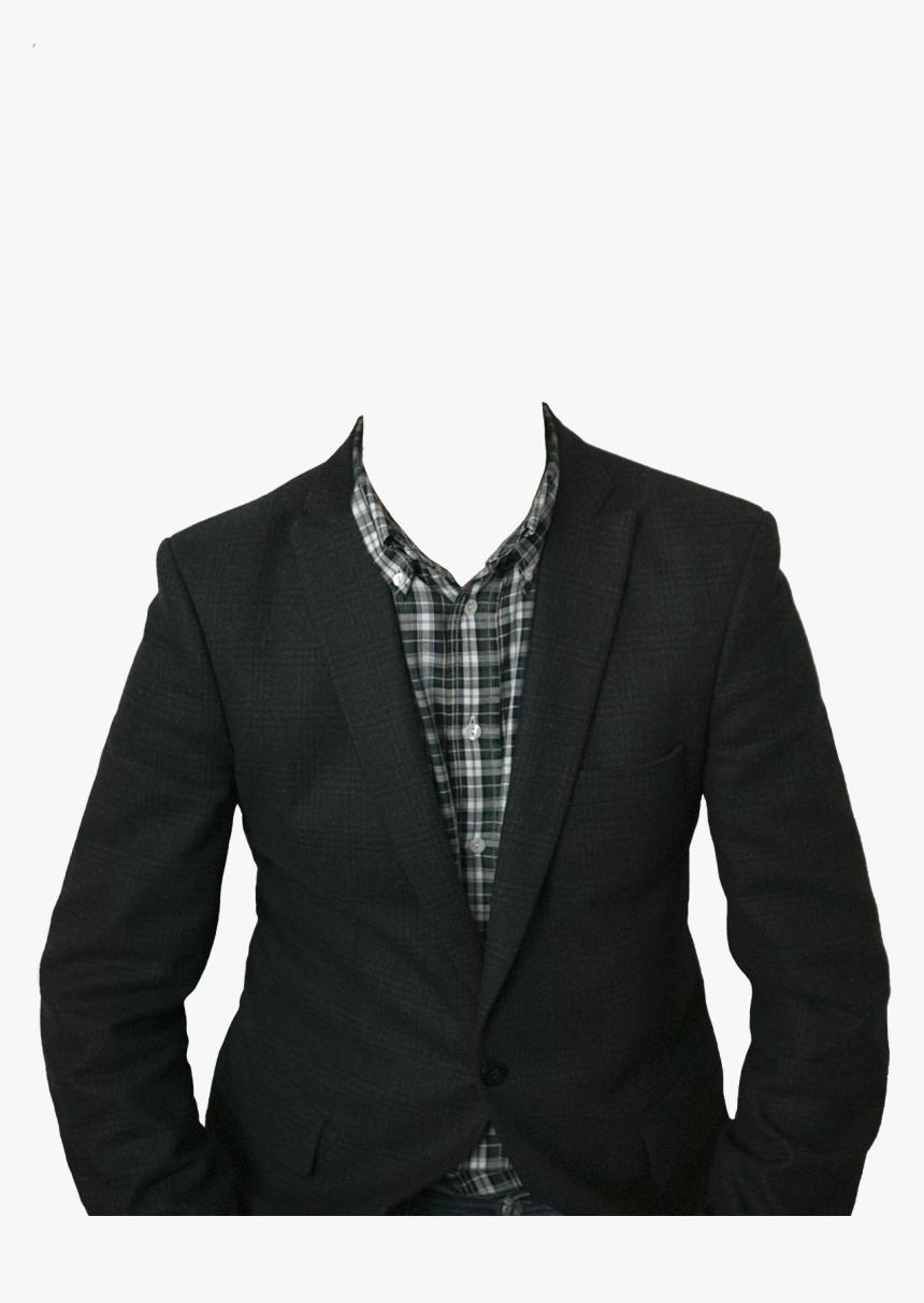 Suit No Head , Transparent Background Suit Png, Png Download