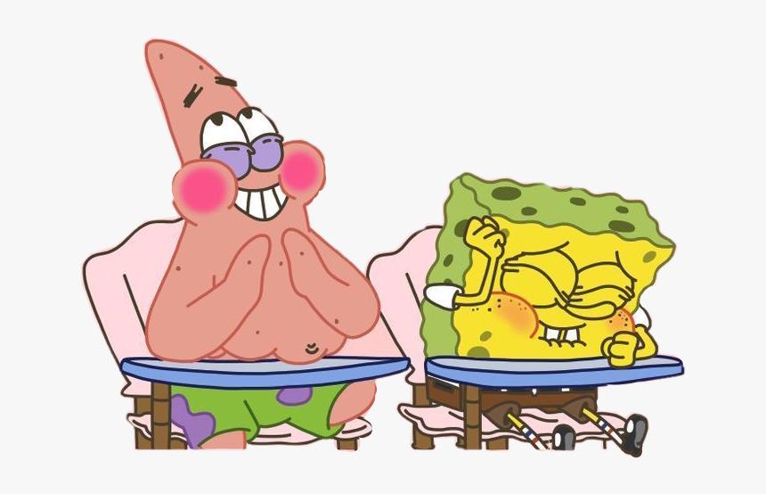 #laughing #laugh #laughter #spongebob #patrick #school ...