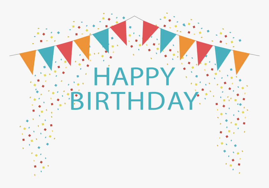 Happy Birthday Banner Png Photos Happy Birthday Vector Png