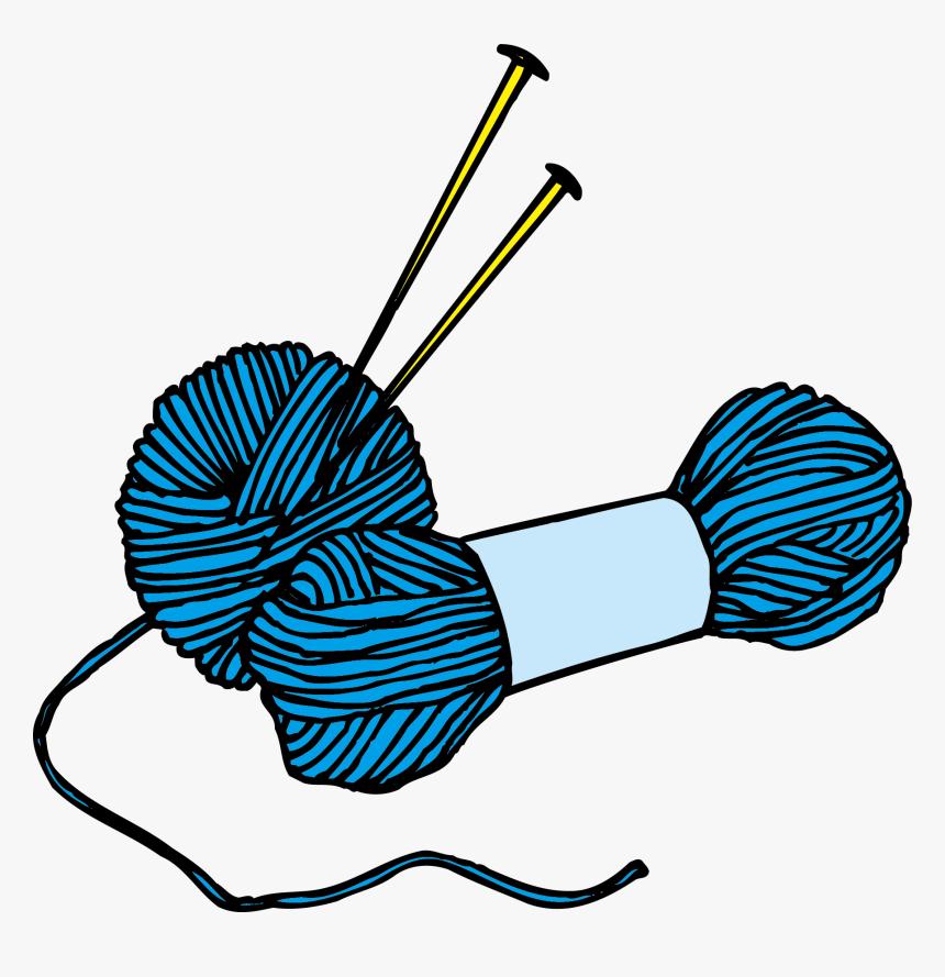 Transparent Yarn Clipart Transparent Knitting Clipart Hd Png Download Transparent Png Image Pngitem