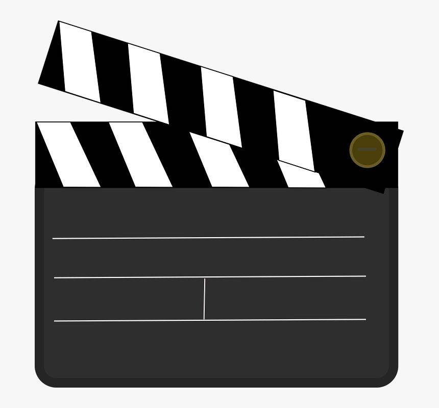 Clapperboard Cinema Videos Film Icon Clipart Of Cinema Transparent Background Hd Png Download Transparent Png Image Pngitem