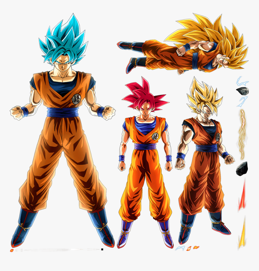 Transparent Super Saiyan Blue Goku Png Goku Blue Dokkan Battle Png Download Transparent Png Image Pngitem