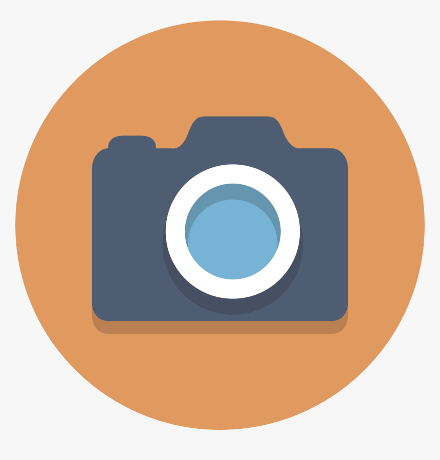 Transparent Photography Icon Png Camera Icon Circle Png Png Download Transparent Png Image Pngitem