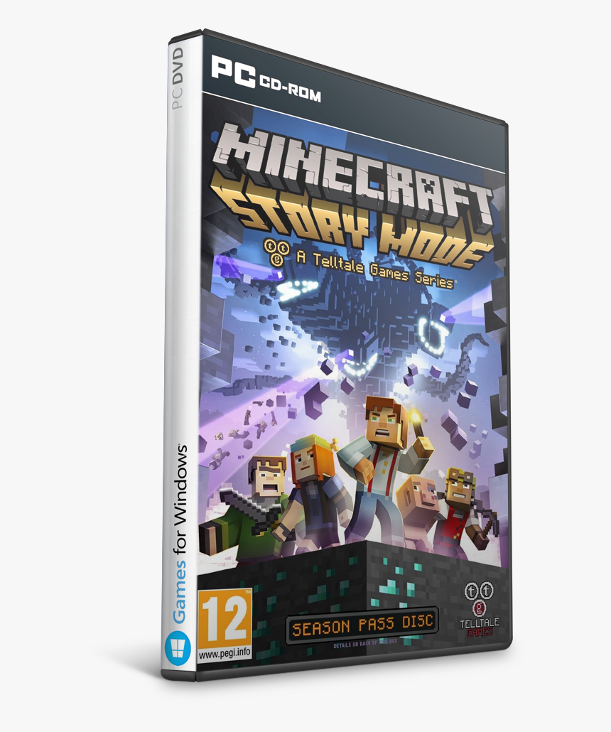 Img Minecraft Story Mode Season 2 Ps4 Hd Png Download