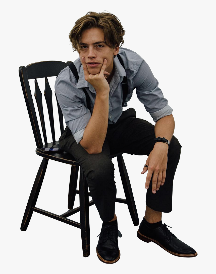 Cole Sprouse Curtains Hair Hd Png Download Transparent Png Image Pngitem