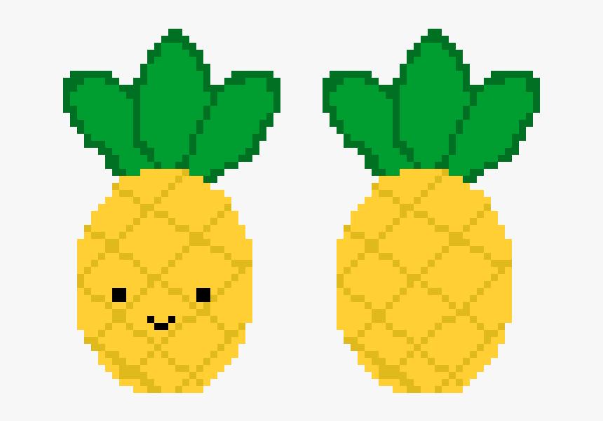 Pixel Art Pineapple Png Download Transparent Png
