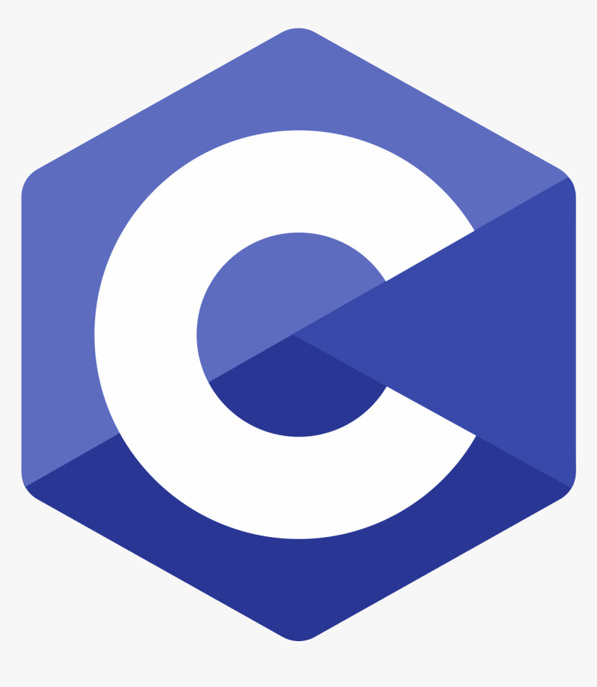 C Programming Language Logo, HD Png Download , Transparent Png