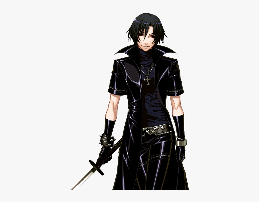 Anime Vampire Male Characters Hd Png Download Transparent Png Image Pngitem