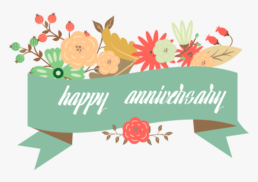 Wedding Anniversary Greeting Card Hd Png Download Transparent Png Image Pngitem