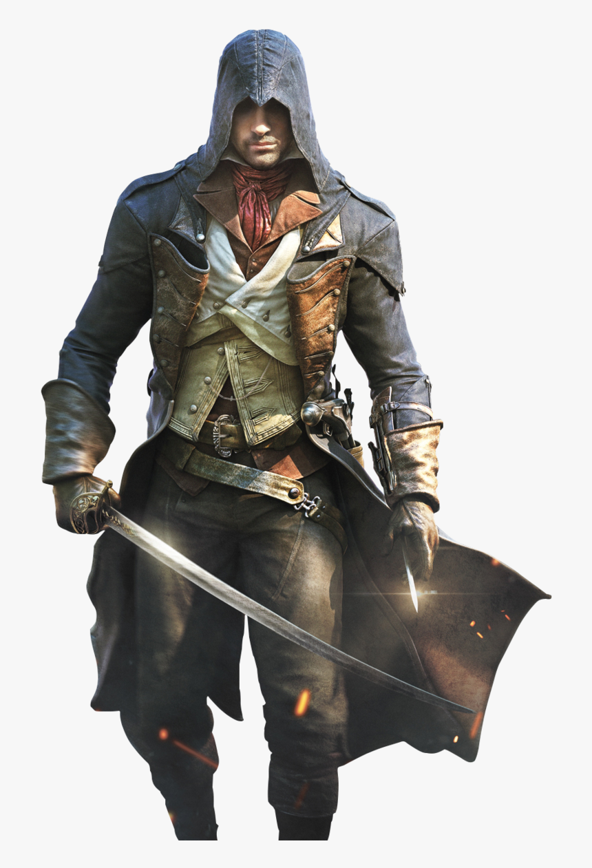 Assassins Creed Unity Png Free Download Transparent Png