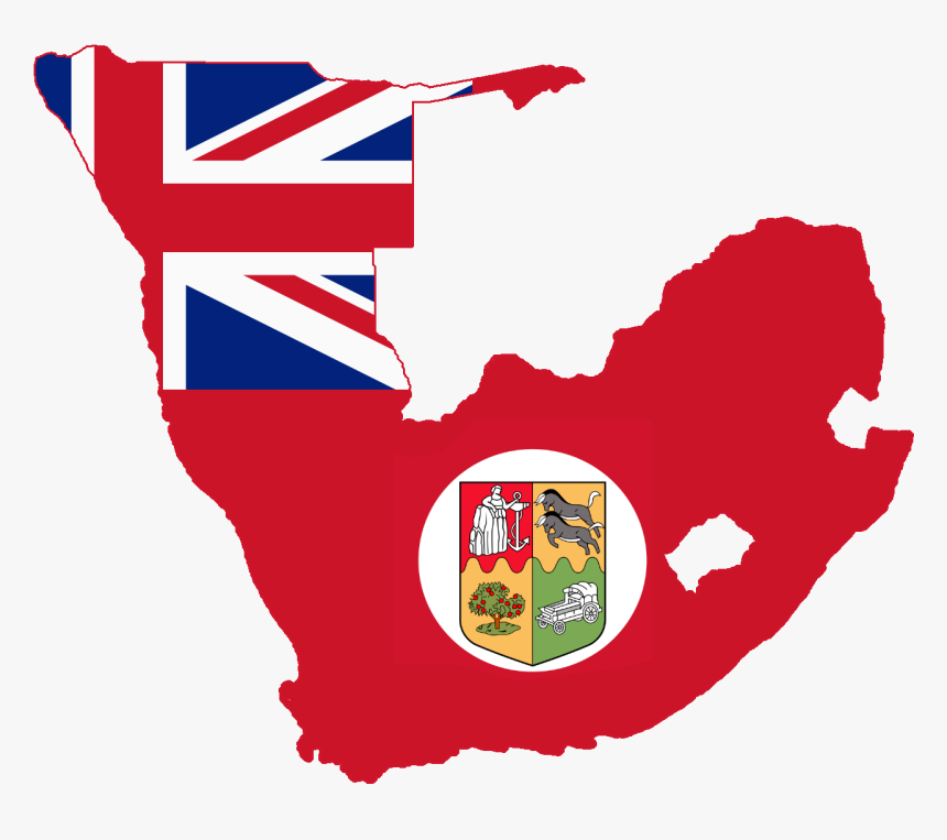 South Africa Flag Map South African 1928 Flag Hd Png