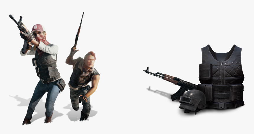 Pubg Clipart Battlegrounds Vector Pubg Png Character Png