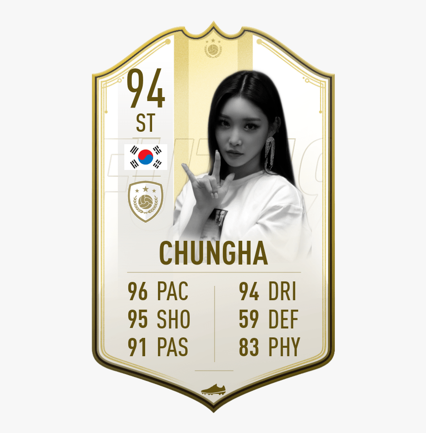 "Chungha ͔¼ê°¤ëŸ¬ë""¤ ˍ•ì— ̕""이콘 ̗°ì""±í•¨ Zidane Fifa 20 Icon Hd Png Download Transparent Png Image Pngitem"