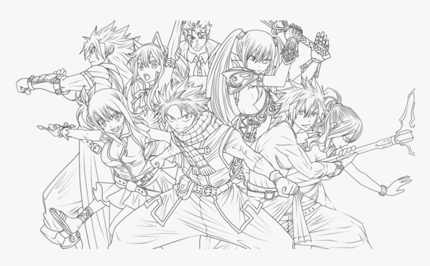 Fairy Tail Coloring Pages Wonderful Chibi Erza Natsu ...