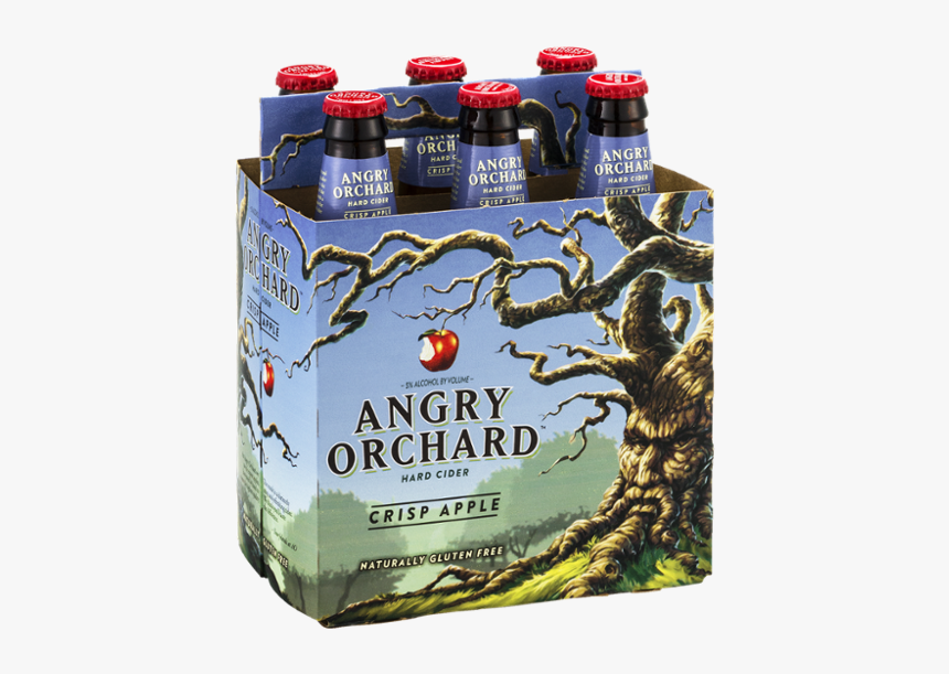 Transparent Angry Orchard Logo