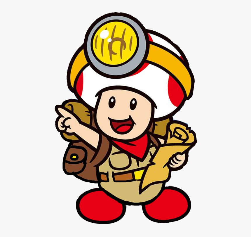 Super Mario 3d World Toad Icon Hd Png Download Transparent Png