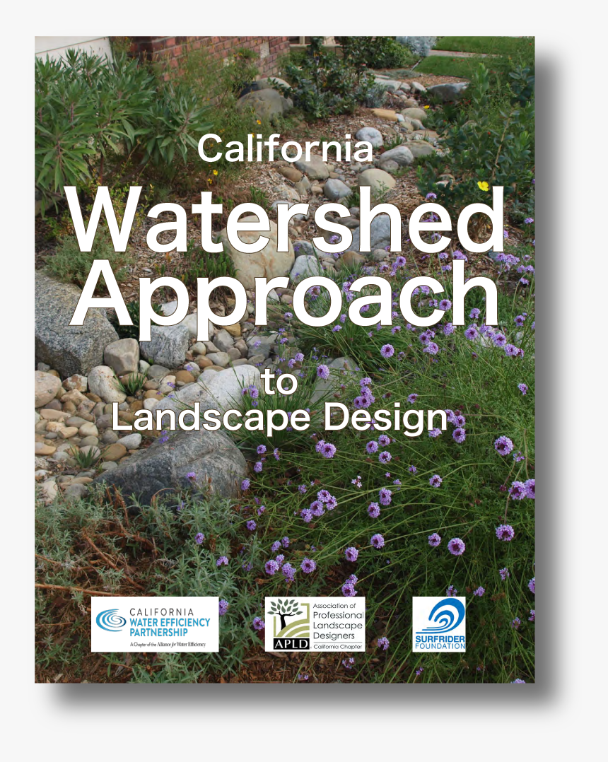 Watershed Approach To Bay Area Landscape Design Yard Hd Png