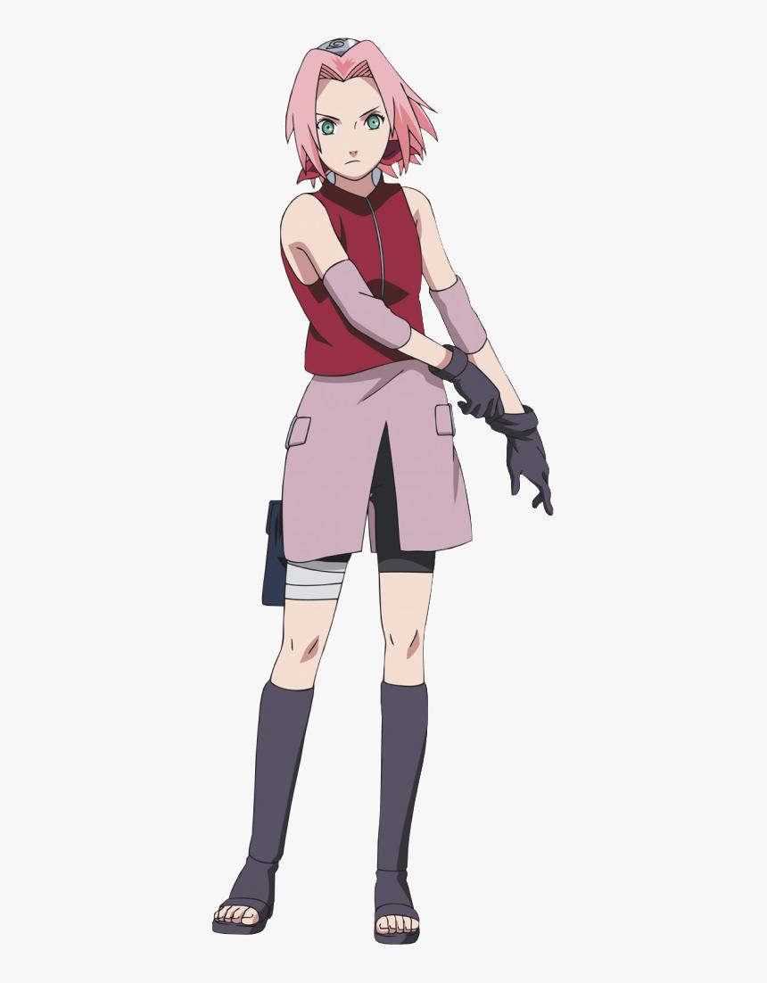 Naruto Shippuden Sakura Haruno Hd Png Download Transparent Png