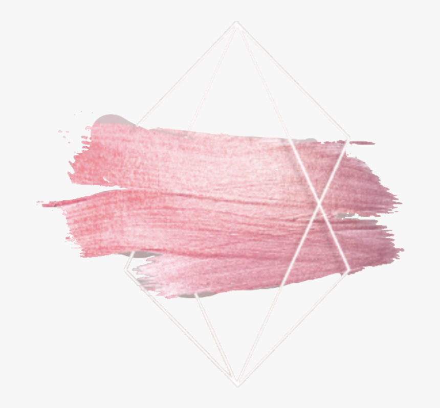 Pink Aesthetic Prism Diamond Background Rose Aesthetic Rose