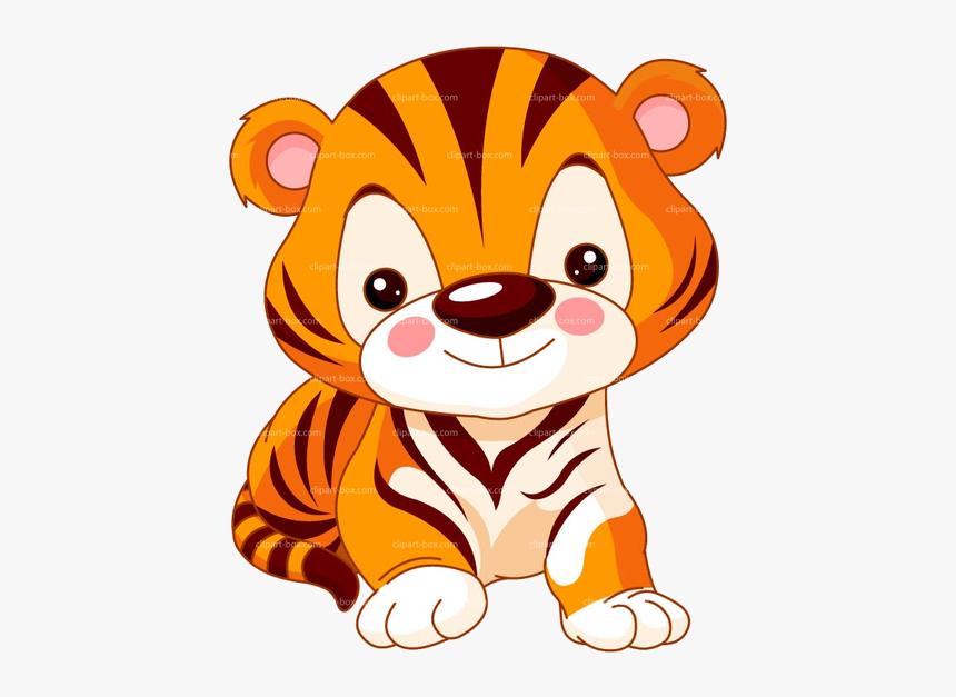 Tiger Free Baby Clipart Images At Vector Clip Art Transparent Baby Tiger Clipart Hd Png Download Transparent Png Image Pngitem