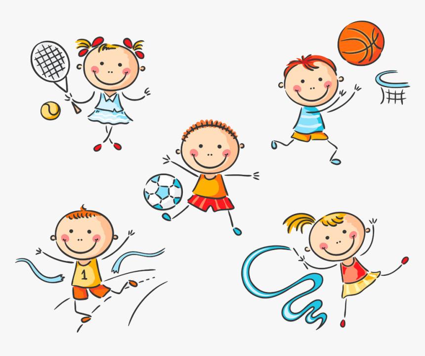 Child Sport Clip Art Sport Clipart Hd Png Download Transparent Png Image Pngitem