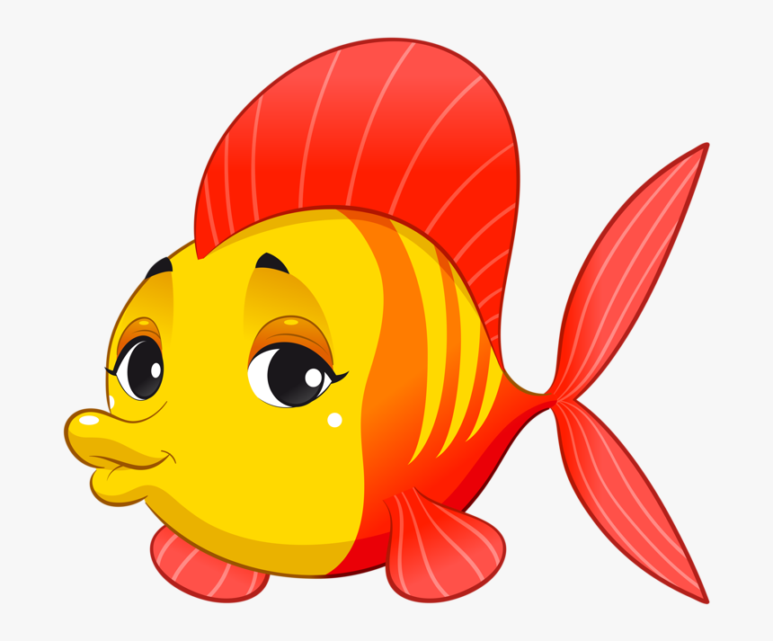 Fotki Painted Flower Pots Fish Swimming Ocean Crafts Desenho
