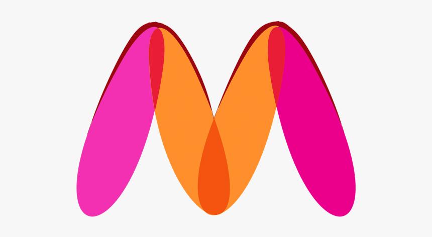 Myntra Logo Transparent Png Myntra Online Shopping App Png