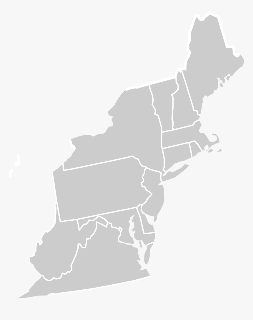 Picture of: 70 700435 Map Of Northeast Us States East Throughout Japan United States Size Hd Png Download Transparent Png Image Pngitem