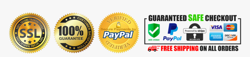 Ecommerce Trust Badges Transparent, HD Png Download