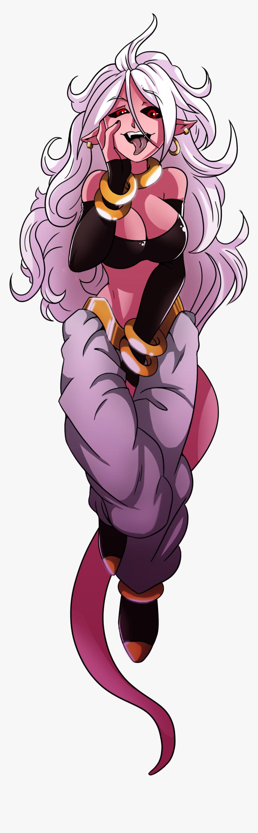 Sexy android 21 Dragon Ball:
