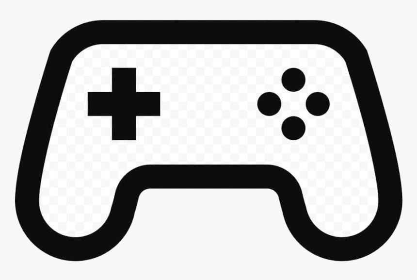 Xbox Controller Free Silhouette Clip Art Transparent Game Controller Clipart Hd Png Download Transparent Png Image Pngitem